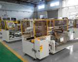 Máquina de caja automática de cajas de cartón para el montador
