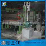 Cartón del papel usado reciclado haciendo la máquina del rectángulo de la máquina de la cartulina con el certificado del Ce