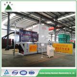 Machine hydraulique de presse à emballer de papier de rebut
