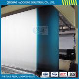 0,76 mm azul claro PVB Intercalar de cristal del parabrisas de automóviles
