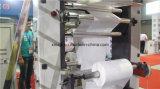 Máquina Gyt41000 alta velocidad No Tejido Flexo Impresión con pantalla táctil PLC