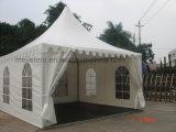 cabine ignifuge en aluminium de constructeur de décoration de rideau en tente de la pagoda 4X4