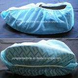 Cubierta médica no tejida de los zapatos de los PP que hace la máquina para el hospital