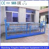 Дешевая и славная платформа чистки окна покрашенная стальная