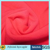 Tessuto di rayon tinto 45s del rifornimento della fabbrica della tessile per l'indumento