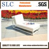 Salotto di vimini esterno del sofà del Lounger del rattan/salotto di vimini del Chaise (SC-9602)
