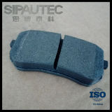 Semi-Metallic пусковая площадка заднего тормоза D1714 для Hyundai IX35