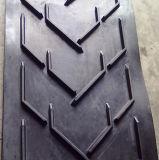 Конвейерная Chevron, пояс v, V-Shaped конвейерная