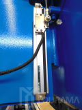 Appuyer la machine à cintrer en métal hydraulique de commande numérique par ordinateur de frein