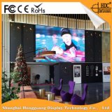 Pantalla video al aire libre rentable de la pared de P6.25 LED