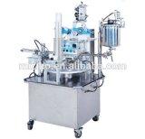 Automatische Tee-Cup-Dichtungs-Maschine der Luftblasen-Mzh-SL900