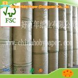 Zwischenlage-Papier Rollenverpackung aufbereitetes Kraftpapier-Brown mit Qualität für die Beutel-Herstellung