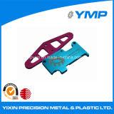 Color anodizado Aluminnium caliente vender parte de mecanizado de precisión fabricado en China