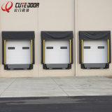 Het regelbare Dok van de Lading van de Container van het Luchtkussen Mobiele Leveler