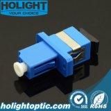Adaptateur numérique optique LC à SC Sx Adaptateurs de connecteur en plastique