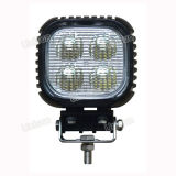 lámpara del trabajo de la máquina de las tierras de labrantío de 5inch 24V 40W 48W LED