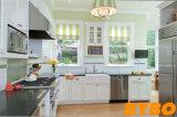 Küche-Schrank-Möbel des neuen Entwurfs-2017 hohe glatte hölzerne (BY-L-122)