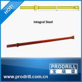 プラグ穴ののみによってかまれる必要なドリル棒の鋼鉄
