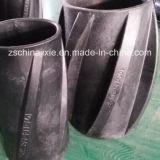 Het spiraalvormige Omhulsel van de Centralisator van het Plastic Omhulsel van de Vin/rechtstreeks Nylon van de Centralisator van de Vin