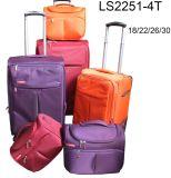 O saco da bagagem feito do PVC com girador roda (TLB110)