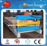 Máquina padrão do perfil da telhadura do metal da cor da boa qualidade da exportação