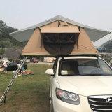 Novo tipo barraca de dobramento impermeável da parte superior do telhado do carro do escudo macio SUV para a venda