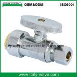 """Empuje de la vuelta de la calidad modificada para requisitos particulares 1/4 el """" conecta la vávula de bola recta (IC-1012)"""