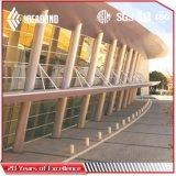 El panel de pared exterior del aluminio del metal de la venta directa de la fábrica de Ideabond