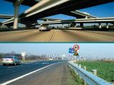 도로 크래쉬 방벽을%s 공도 난간 포스트 Z 단면도 포스트