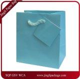 Bolsa de regalo Papel de alta calidad de la bolsa de papel Kraft bolsa de papel personalizado con Logo