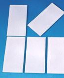Placa del gel de silicona de la cromatografía de capa delgada