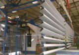 Section en aluminium pour la construction (profils d'extrusion)