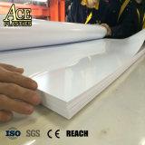 0.3mm/0.4mm/0.5mm/0.6mm rigid Porcelain/Milky/Matte PVC Sheet for ceiling Lights/Lampshade Cover