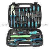 Qualité trousse à outils de magasin de réparation de 57 morceaux (120057)