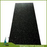 La migliore qualità mette in mostra la ginnastica di gomma del pavimento della pavimentazione