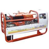 12kVA de stille Diesel van het Type Luchtgekoelde Draagbare Reeks van de Generator met AVR