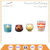 [سليد كلور] [كندل هولدر] زجاجيّة, شمعة مصباح