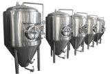 Brew domestico serbatoio conico del fermentatore dell'acciaio inossidabile da 300 galloni