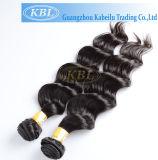100% 인간적인 느슨한 페루 머리 (KBL PH LW)