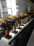 Rammer Vibratory do calcamento da gasolina de Honda Gx160 com curso de salto Gyt-72h de 5-8cm