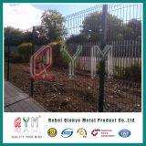 Загородка покрынное /PVC сваренной сетки сварила загородку хайвея ячеистой сети