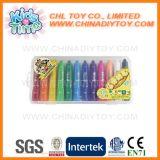 Nettoyez facilement un ensemble de crayons recyclable et soyeux lavable pour enfants