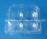 Contenitore impaccante della frutta di plastica della bolla della copertura superiore di buona qualità