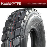 Amostra grátis fabricada na China Brand Rubber Truck Tire 275 / 70r22.5