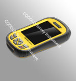 Dgps Handheld Gis Collector con Professional Gis Software Qminimp Field Data Logger