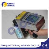 Codage de la main Cycjet Imprimante à jet d'encre pour tube en acier inoxydable