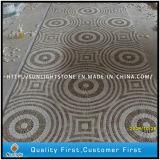 Cheap & marbre Travertin Pierre naturelle Mosaïque pour la décoration de plancher