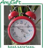 カスタマイズされたカラーおよびロゴ04のAGの目覚し時計