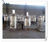 クラフトビールシステムBrewpub装置100L 200L 300L 500L 5bbl 7bblの醸造装置