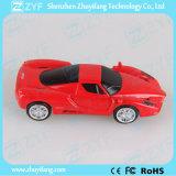 Metal Red Luxurious Ferrari Super Car Shape USB Flash Drive (ZYF1725)